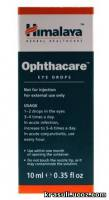 Глазные капли Himalaya «Ophthacare» Оптхакейр - Ophthacare (Himalaya), 10 мл