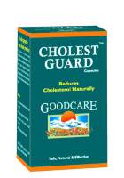Ливгуд Cholest Guard Goodcare - хлестерин под контролем 60 капсул