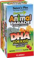 ANIMAL PARADE® DHA For Kids 90 tab