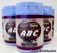 ABC Acai Berry Soft Gel
