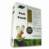 Пластыри на стопы Детокс Foot Patch